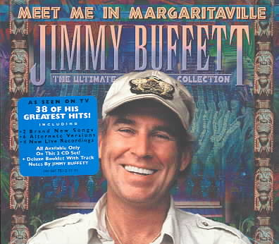 MEET ME IN MARGARITAVILLE:THE ULTIMAT BY BUFFETT,JIMMY (CD)