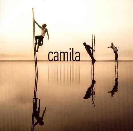 DEJARTE DE AMAR BY CAMILA (CD)